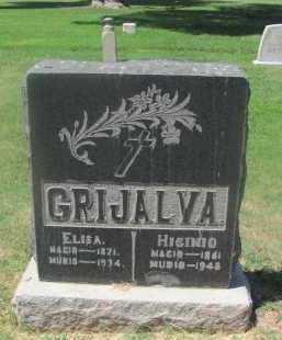 GRIJALVA, ELISA - Maricopa County, Arizona | ELISA GRIJALVA - Arizona Gravestone Photos