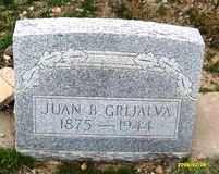GRIJALVA, JUAN B. - Maricopa County, Arizona   JUAN B. GRIJALVA - Arizona Gravestone Photos