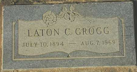 GROGG, LATON C. - Maricopa County, Arizona | LATON C. GROGG - Arizona Gravestone Photos