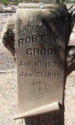 GROOM, ROBERT W. - Maricopa County, Arizona | ROBERT W. GROOM - Arizona Gravestone Photos
