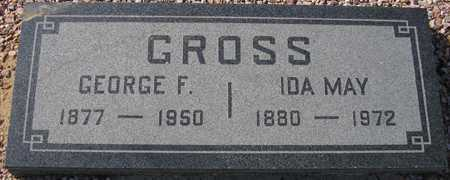 GROSS, GEORGE F. - Maricopa County, Arizona | GEORGE F. GROSS - Arizona Gravestone Photos