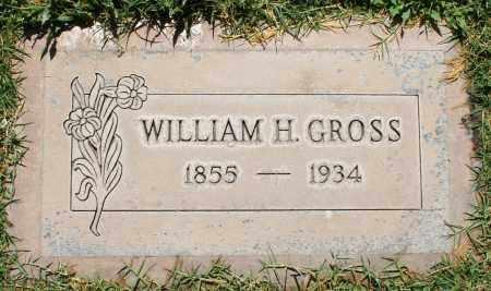 GROSS, WILLIAM H - Maricopa County, Arizona | WILLIAM H GROSS - Arizona Gravestone Photos