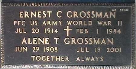 GROSSMAN, ALENE T. - Maricopa County, Arizona | ALENE T. GROSSMAN - Arizona Gravestone Photos