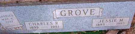 GROVE, JESSIE M. - Maricopa County, Arizona | JESSIE M. GROVE - Arizona Gravestone Photos
