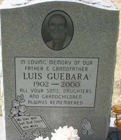GUEBARA, LUIS - Maricopa County, Arizona | LUIS GUEBARA - Arizona Gravestone Photos
