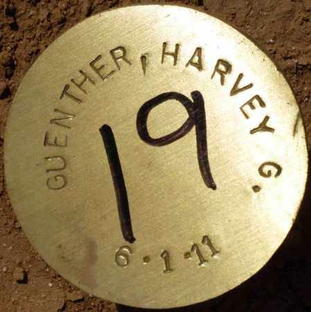 GUENTHER, HARVEY G. - Maricopa County, Arizona | HARVEY G. GUENTHER - Arizona Gravestone Photos