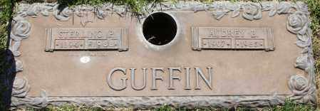 GUFFIN, AUDREY B - Maricopa County, Arizona | AUDREY B GUFFIN - Arizona Gravestone Photos