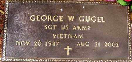 GUGEL, GEORGE W, III - Maricopa County, Arizona   GEORGE W, III GUGEL - Arizona Gravestone Photos