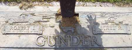 GUNDER, ETHEL M. - Maricopa County, Arizona   ETHEL M. GUNDER - Arizona Gravestone Photos