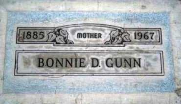 GUNN, BONNIE DRUCILLA - Maricopa County, Arizona | BONNIE DRUCILLA GUNN - Arizona Gravestone Photos