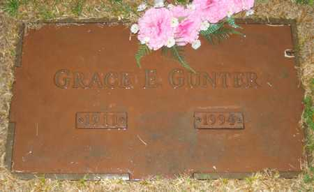 GUNTER, GRACE E. - Maricopa County, Arizona | GRACE E. GUNTER - Arizona Gravestone Photos