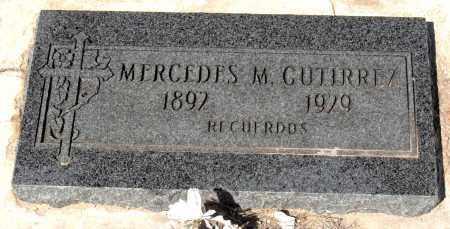 GUTIRREZ, MERCEDES M. - Maricopa County, Arizona | MERCEDES M. GUTIRREZ - Arizona Gravestone Photos
