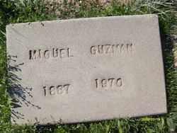 GUZMAN, MIGUEL - Maricopa County, Arizona | MIGUEL GUZMAN - Arizona Gravestone Photos
