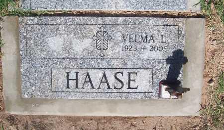 CASEY HAASE, VELMA - Maricopa County, Arizona   VELMA CASEY HAASE - Arizona Gravestone Photos