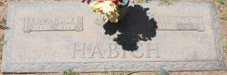 HABICH, EDWARD F. - Maricopa County, Arizona | EDWARD F. HABICH - Arizona Gravestone Photos