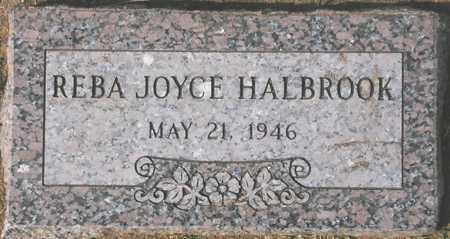 HALBROOK, REBA JOYCE - Maricopa County, Arizona | REBA JOYCE HALBROOK - Arizona Gravestone Photos