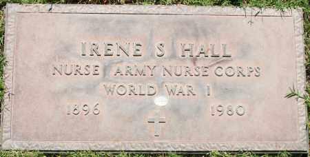 HALL, IRENE S - Maricopa County, Arizona | IRENE S HALL - Arizona Gravestone Photos