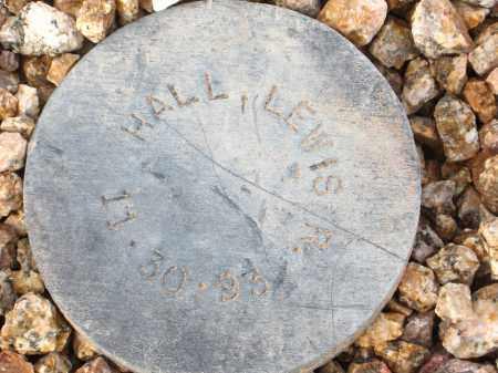 HALL, LEWIS R. - Maricopa County, Arizona   LEWIS R. HALL - Arizona Gravestone Photos