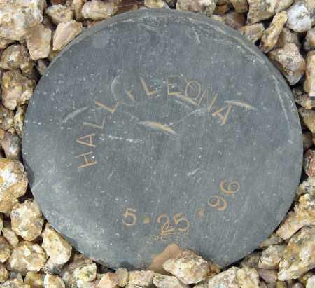 HALL, LEONA - Maricopa County, Arizona | LEONA HALL - Arizona Gravestone Photos