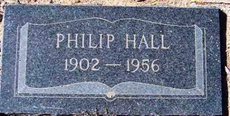 HALL, PHILIP - Maricopa County, Arizona | PHILIP HALL - Arizona Gravestone Photos