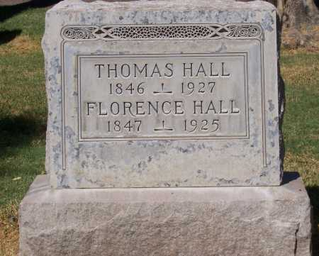 HALL, FLORENCE - Maricopa County, Arizona | FLORENCE HALL - Arizona Gravestone Photos