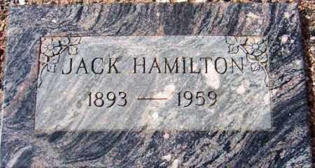 HAMILTON, JACK - Maricopa County, Arizona | JACK HAMILTON - Arizona Gravestone Photos
