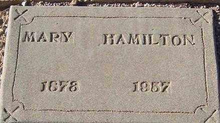 CARDER HAMILTON, MARY - Maricopa County, Arizona | MARY CARDER HAMILTON - Arizona Gravestone Photos