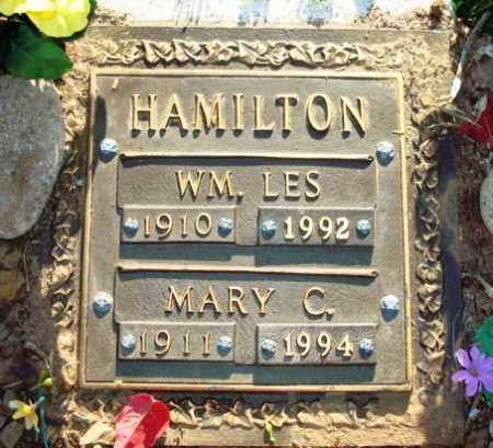 HAMILTON, MARY C. - Maricopa County, Arizona | MARY C. HAMILTON - Arizona Gravestone Photos