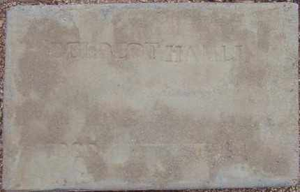 HAMLIN, DELBERT - Maricopa County, Arizona   DELBERT HAMLIN - Arizona Gravestone Photos