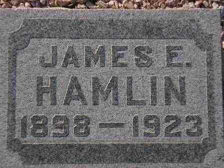 HAMLIN, JAMES E. - Maricopa County, Arizona | JAMES E. HAMLIN - Arizona Gravestone Photos