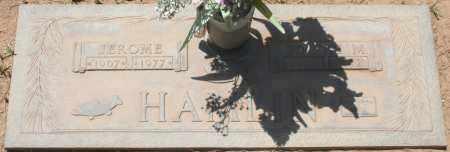 HAMLIN, JEROME - Maricopa County, Arizona | JEROME HAMLIN - Arizona Gravestone Photos