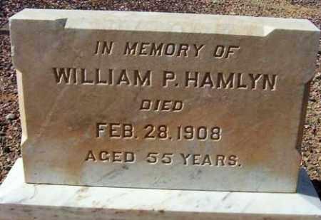 HAMLYN, WILLIAM P. - Maricopa County, Arizona | WILLIAM P. HAMLYN - Arizona Gravestone Photos