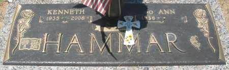 HAMMAR, KENNETH - Maricopa County, Arizona | KENNETH HAMMAR - Arizona Gravestone Photos