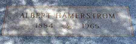 HAMERSTROM, ALBERT - Maricopa County, Arizona | ALBERT HAMERSTROM - Arizona Gravestone Photos