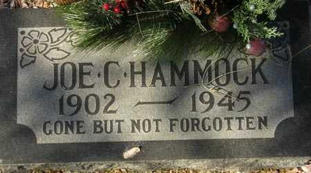 HAMMOCK, JOE C. - Maricopa County, Arizona   JOE C. HAMMOCK - Arizona Gravestone Photos