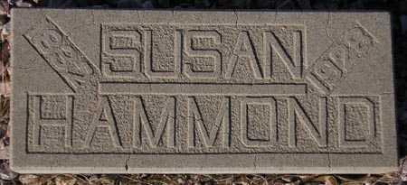 HAMMOND, SUSAN - Maricopa County, Arizona   SUSAN HAMMOND - Arizona Gravestone Photos