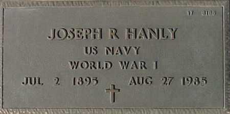 HANLY, JOSEPH R. - Maricopa County, Arizona | JOSEPH R. HANLY - Arizona Gravestone Photos