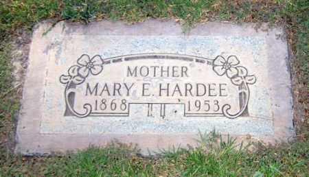 HARDEE, MARY ELIZABETH - Maricopa County, Arizona | MARY ELIZABETH HARDEE - Arizona Gravestone Photos