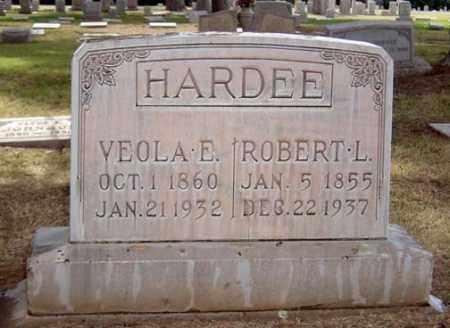 MCBEE HARDEE, VEOLA E. - Maricopa County, Arizona | VEOLA E. MCBEE HARDEE - Arizona Gravestone Photos