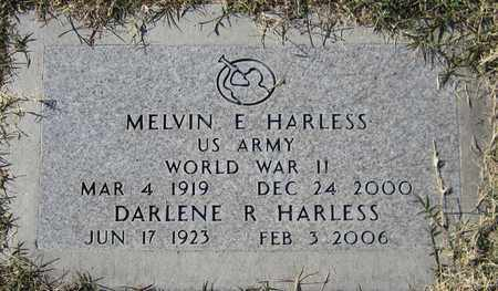 HARLESS, DARLENE R. - Maricopa County, Arizona | DARLENE R. HARLESS - Arizona Gravestone Photos