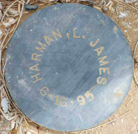 HARMAN, L. JAMES - Maricopa County, Arizona | L. JAMES HARMAN - Arizona Gravestone Photos