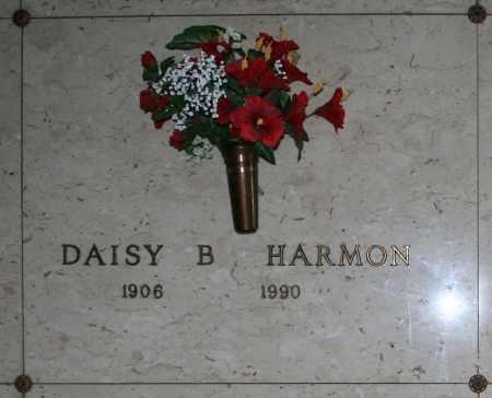 HARMON, DAISY B - Maricopa County, Arizona | DAISY B HARMON - Arizona Gravestone Photos