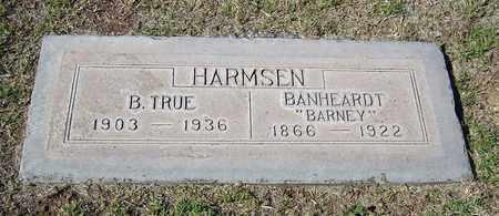 HARMSEN, BANHEARDT TRUE - Maricopa County, Arizona | BANHEARDT TRUE HARMSEN - Arizona Gravestone Photos