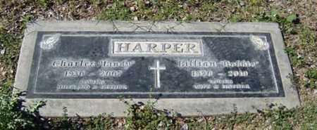 HARPER, LILLIAN - Maricopa County, Arizona | LILLIAN HARPER - Arizona Gravestone Photos