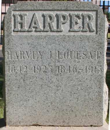 HARPER, HARVEY J - Maricopa County, Arizona   HARVEY J HARPER - Arizona Gravestone Photos
