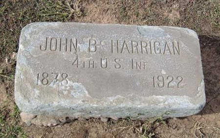 HARRIGAN, JOHN B. - Maricopa County, Arizona | JOHN B. HARRIGAN - Arizona Gravestone Photos