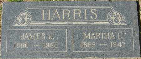 HARRIS, MARTHA E. - Maricopa County, Arizona | MARTHA E. HARRIS - Arizona Gravestone Photos
