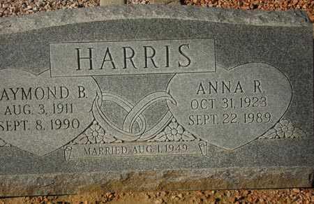 HARRIS, RAYMOND B. - Maricopa County, Arizona | RAYMOND B. HARRIS - Arizona Gravestone Photos