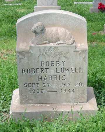 HARRIS, ROBERT LOWELL - Maricopa County, Arizona | ROBERT LOWELL HARRIS - Arizona Gravestone Photos