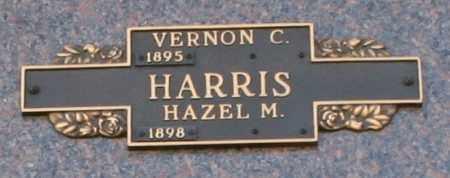 HARRIS, VERNON C - Maricopa County, Arizona | VERNON C HARRIS - Arizona Gravestone Photos